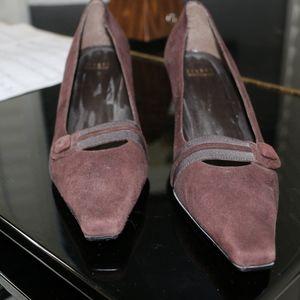 Stuart Weitzman Vintage Kitten Heels